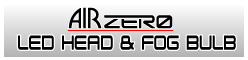 AIRZERO LED HEAD & FOG BULB
