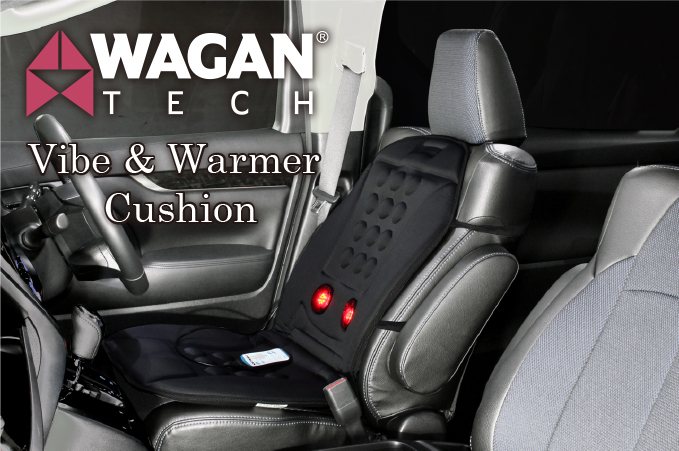 WAGAN Vibe & Warmer Cushion